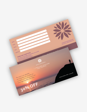 Hotel & Resort Gift Voucher