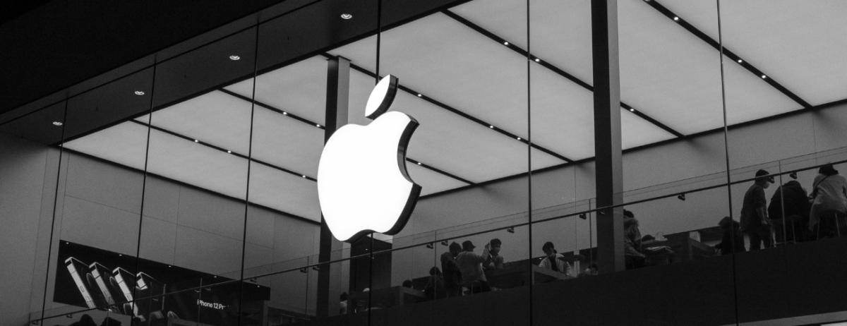 apple branding history